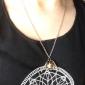 Femme Pendentif de collier Ailes / Plume Balle Alliage Mode bijoux de fantaisie Bijoux Pour Anniversaire Quotidien Décontracté Sports