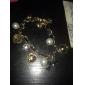 Pearl Heart Charm Bracelets Jewelry Christmas Gifts