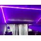 Kit de luzes de tira led 3528 5m 300leds rgb 60leds / m 44key ir controlador e 3a fonte de alimentação ac100-240v