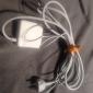 enrouleur de câble de motif de la main