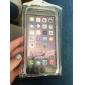 Кейс для Назначение Чехол Прозрачный Body Твердый PC для iPhone 6s Plus iPhone 6 Plus