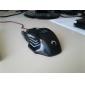 Modao W28 7 chave usb de alta performance gaming mouse com fio para gamer 3200dpi