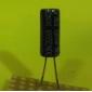 interrupteur à bille / commutateur d'angle / interrupteur d'inclinaison / interrupteur de vibration - noir (10 pièces)