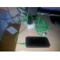 Micro usb cabo de dados noodle 3m v8 para Samsung Galaxy S5 / S4 / S3 / s2 e HTC / Nokia / Sony / lg (cores sortidas)