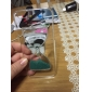 Quicksand Style Transparent PC Case for iPhone 6(Assorted Colors)