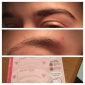 3 in 1 Eyebrow Stencil Set(Same Straight United Eyebrows) Cosmetic Beauty Care Makeup for Face
