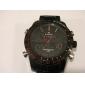 ASJ® Men's Full Steel Sport Watch Japanese Quartz Analog-Digital LED/LCD/Multifunctional/Water Resistant/Alarm Military Cool Watch Unique Watch