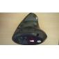 무선 인체 공학적 광 수직 팔찌를 충전 자동 5D 마우스 - 블랙