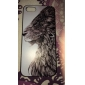 Awesome Lion Pattern PC Hard Back Cover Case for iPhone 5/5S