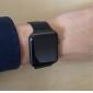 시계 밴드 Apple Watch Series 3 / 2 / 1 용 Apple 밀라노 루프 메탈 손목 스트랩