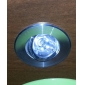 3W Lâmpada de Teto / Luminária de Painel Encaixe Embutido 1 LED Integrado 200-250 lm RGB Controle Remoto / Decorativa AC 85-265 V 2 pçs