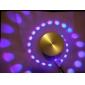 lampe LED, lampe de conque, lampe murale colorée, 24 touches voyant de télécommande, lampe mur coloré, lumière de nuit, des feux de barre