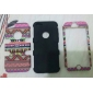 Housse de protection 3-en-1 National Design Pattern for iPhone 5C (couleurs assorties)