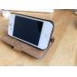 Pour iPhone 8 iPhone 8 Plus Etuis coque Coque Intégrale Coque Dur Vrai Cuir pour iPhone 8 Plus iPhone 8 iPhone 4s/4