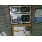 Baiston BST-UV6D Waterproof 8W 99-Channel 136.00~174.00MHz 400.00~470.00MHz Walkie Talkie