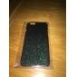 Назначение iPhone X iPhone 8 iPhone 6 iPhone 6 Plus Чехлы панели Ультратонкий Задняя крышка Кейс для Сияние и блеск Мягкий Силикон для