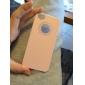아이폰 5 / 5S에 대한 조각 들었 모양의 패턴 단색 하드 케이스