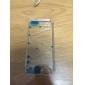 For iPhone 6 Case / iPhone 6 Plus Case Flowing Liquid / Transparent Case Back Cover Case Cartoon Hard PCiPhone 6s Plus/6 Plus / iPhone