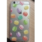 For iPhone 6 Case / iPhone 6 Plus Case Ultra-thin / Transparent / Pattern Case Back Cover Case Tile Soft TPUiPhone 6s Plus/6 Plus /