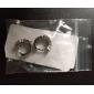 Пряжка Женская мода сливы серьги 925 чистого Yinshan камелии уха