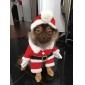 고양이 강아지 코스츔 코트 의상 강아지 의류 코스프레 크리스마스 새해 할로윈 코스츔 애완 동물