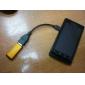 Cabo USB Macho/ USB Fêmea 0.1m