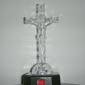 Flash LED Crucifix chramatic lampe