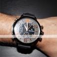 V6 Homens Relógio Militar Relógio de Pulso Quartzo Quartzo Japonês Preta Mostrador Grande Analógico Amuleto - Laranja Amarelo Azul Dois anos Ciclo de Vida da Bateria / Mitsubishi LR626