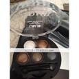 아이섀도우 메이크업 도구 여행 환경친화적인 전문가용 1PCS Professional Waterproof Liquid Eyeliner Pen+1PCS Bright Stereo 5 Color UBUB Roast Eye Shadow Powder Metallic Shimmer(6 Color to Choose) 구성하다 일상 화장품 미용 용품