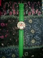 Mulheres Relógio de Pulso Quartzo Relógio Casual PU Banda Analógico Amuleto Fashion Preta / Branco / Azul - Azul Rosa claro Khaki Um ano Ciclo de Vida da Bateria / Jinli 377