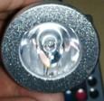 1pc 3 W 300 lm GU10 / E26 / E27 LED Spotlight 1 LED Beads High Power LED RGB 85-265 V