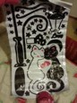 Adesivos de Parede Etiquetas de parede de animal Autocolantes de Parede Decorativos, Vinil Decoração para casa Decalque Parede