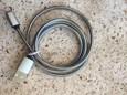 USB 2.1 보통 / 짜임 케이블 iPad / Apple / iPhone 용 98 cm 제품 알루미늄 / 메탈