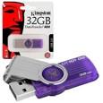 Kingston 32GB usb flash drive usb disk USB 2.0 Plastic