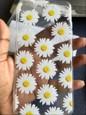 Кейс для Назначение Apple iPhone 8 iPhone 8 Plus iPhone 6 iPhone 7 Plus iPhone 7 Ультратонкий С узором Кейс на заднюю панель Цветы Мягкий