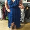 Dame Wrap-kjole Midikjole Hvit Mørkeblå Ermeløs Helfarge Drapering Flerlag pluss høy lav Sommer Dyp V Varmt Elegant Sexy Fest Strand 2021 S M L XL XXL 3XL 4XL 5XL / Klær / Chiffon