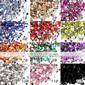 50 pcs Nail Jewelry / Discounted Flatbacks Abstract / Fashion Daily / Plastic